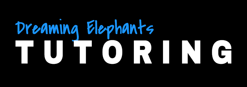 Dreaming Elephant Tutoring logo