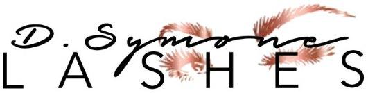 DSymone Lashes Logo