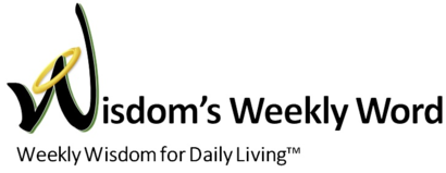Wisdoms Weekly Word logo